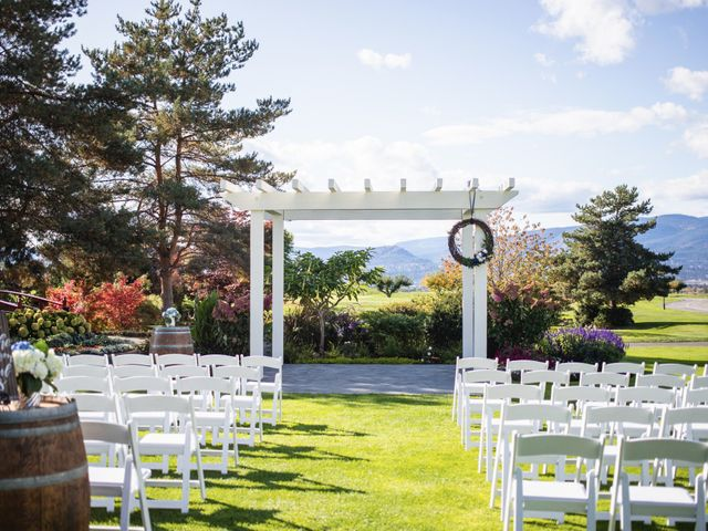 Dan and Michele's wedding in Kelowna, British Columbia 4