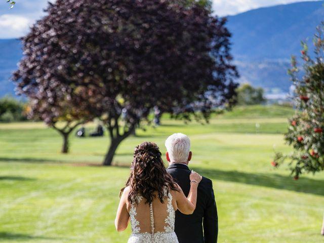 Dan and Michele's wedding in Kelowna, British Columbia 10