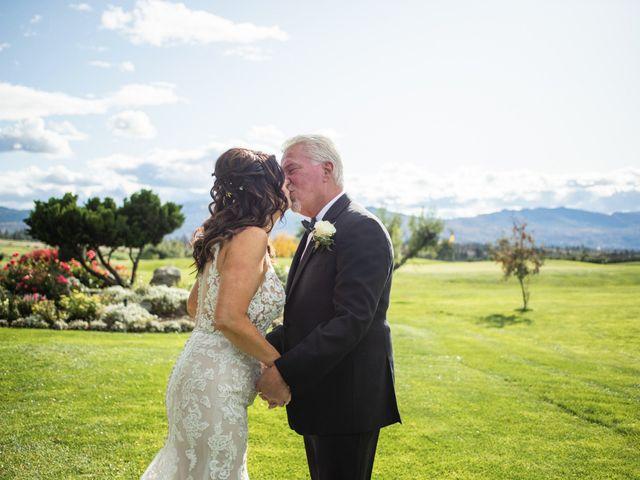 Dan and Michele's wedding in Kelowna, British Columbia 13
