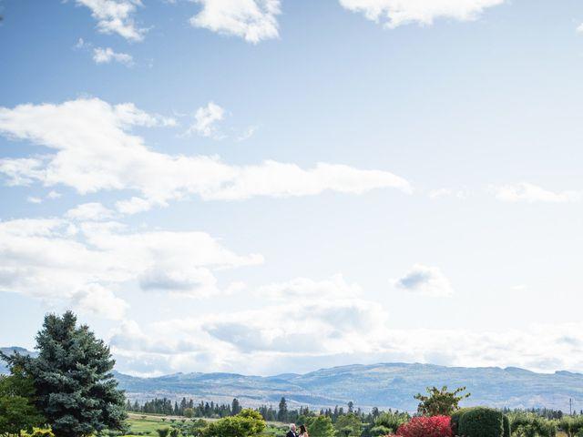 Dan and Michele's wedding in Kelowna, British Columbia 14