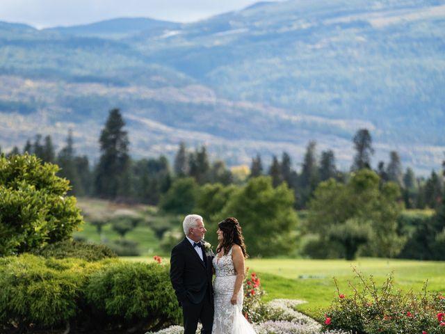 Dan and Michele's wedding in Kelowna, British Columbia 15