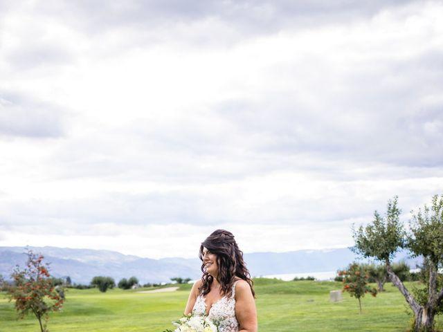Dan and Michele's wedding in Kelowna, British Columbia 17