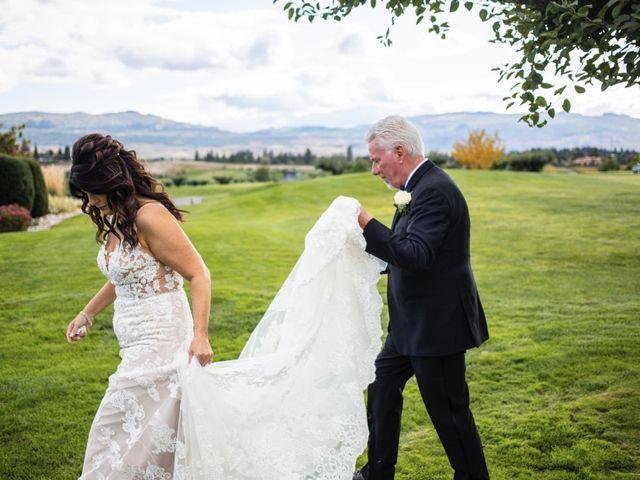 Dan and Michele's wedding in Kelowna, British Columbia 19