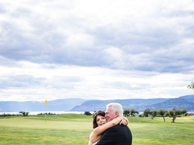Dan and Michele's wedding in Kelowna, British Columbia 20