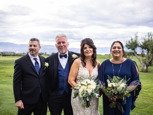 Dan and Michele's wedding in Kelowna, British Columbia 22