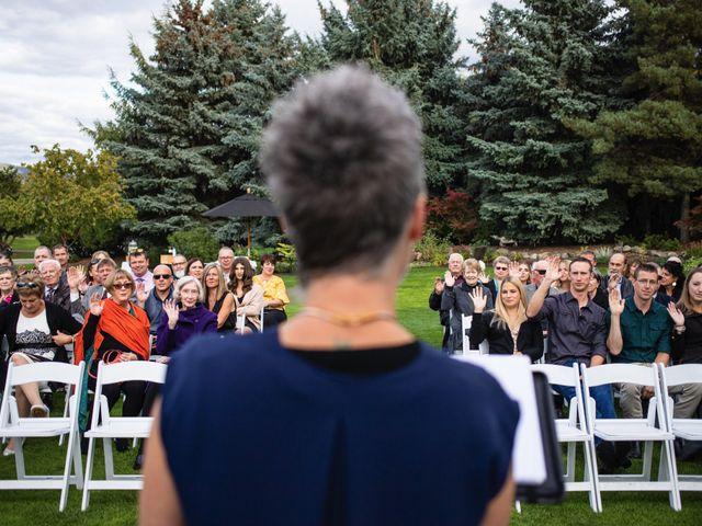 Dan and Michele's wedding in Kelowna, British Columbia 31