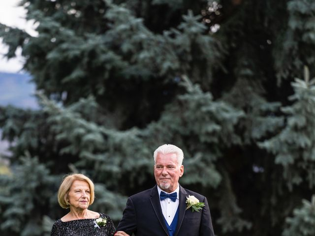 Dan and Michele's wedding in Kelowna, British Columbia 34
