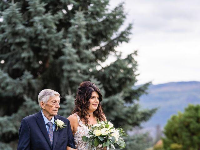 Dan and Michele's wedding in Kelowna, British Columbia 37