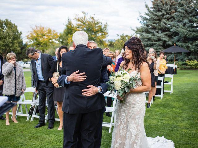 Dan and Michele's wedding in Kelowna, British Columbia 41