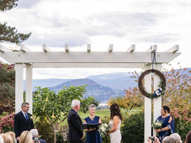 Dan and Michele's wedding in Kelowna, British Columbia 43