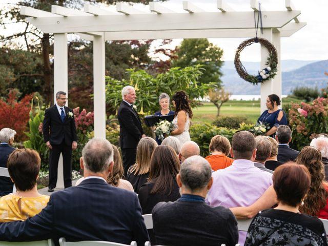 Dan and Michele's wedding in Kelowna, British Columbia 54