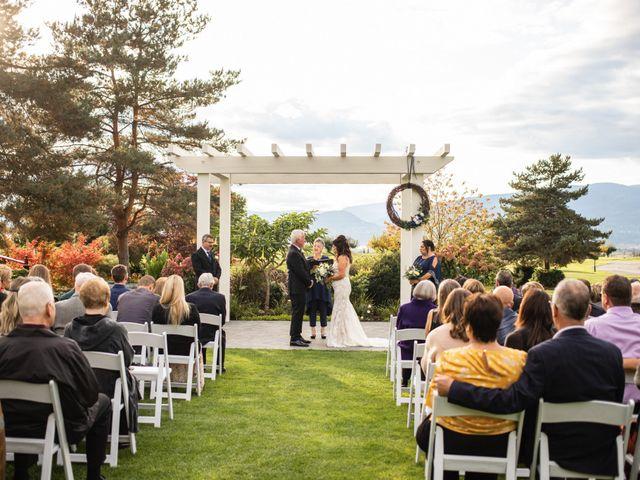Dan and Michele's wedding in Kelowna, British Columbia 61