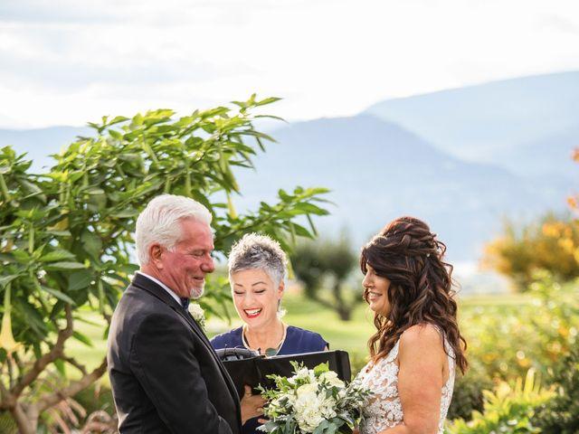 Dan and Michele's wedding in Kelowna, British Columbia 62