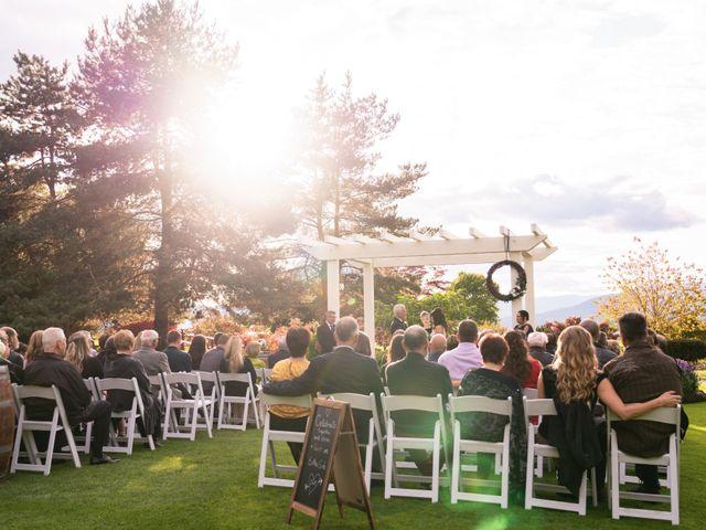 Dan and Michele's wedding in Kelowna, British Columbia 2