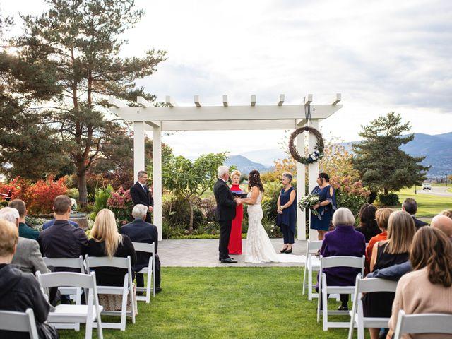 Dan and Michele's wedding in Kelowna, British Columbia 67