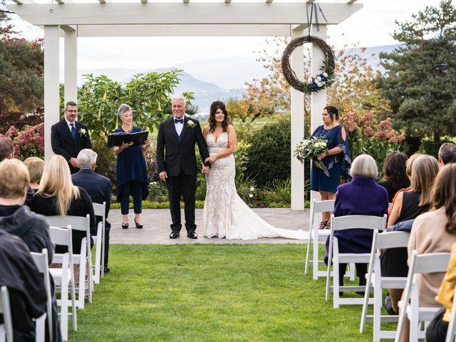 Dan and Michele's wedding in Kelowna, British Columbia 78