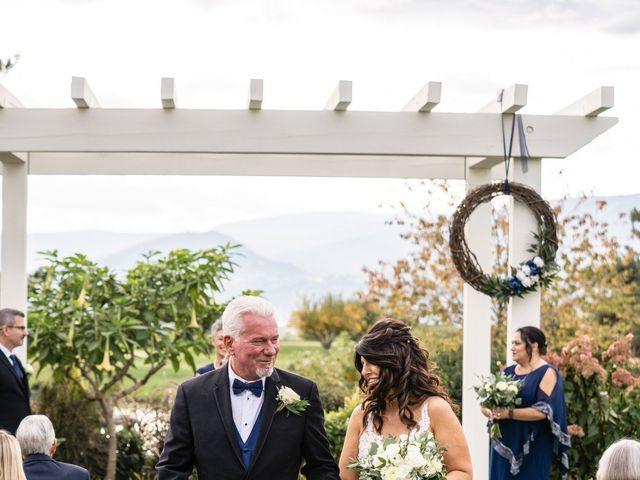 Dan and Michele's wedding in Kelowna, British Columbia 79
