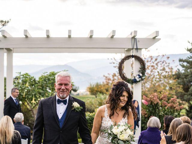 Dan and Michele's wedding in Kelowna, British Columbia 80