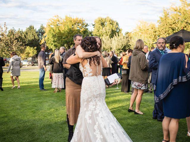 Dan and Michele's wedding in Kelowna, British Columbia 84