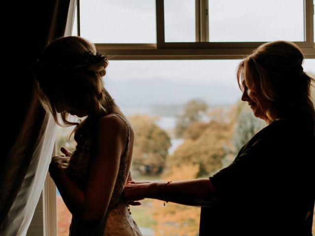 Kris and Rachelle's wedding in Kamloops, British Columbia 5