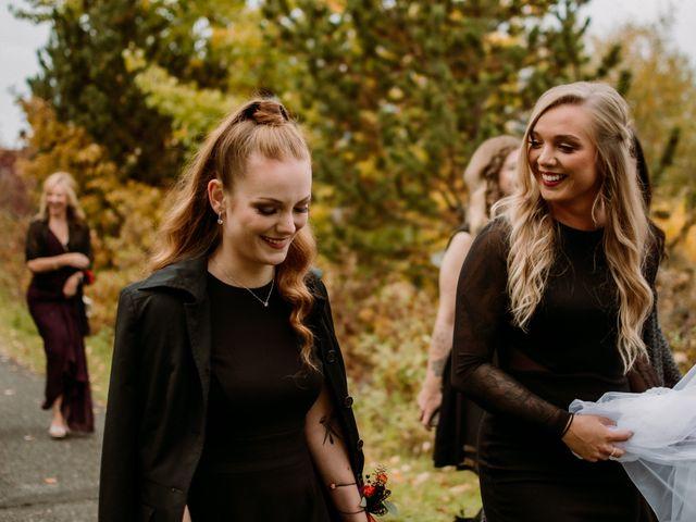 Kris and Rachelle's wedding in Kamloops, British Columbia 13