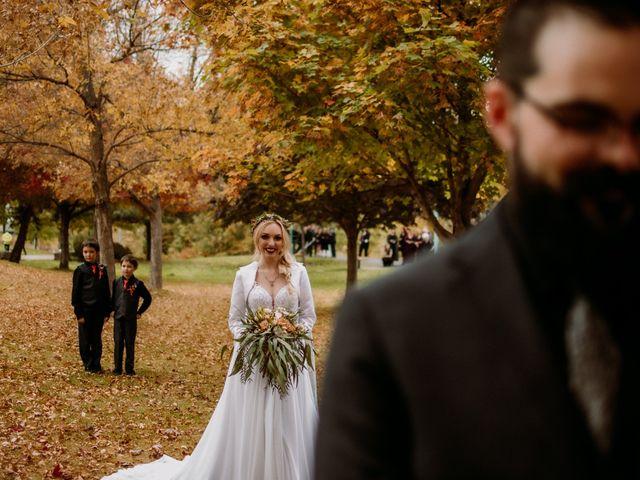 Kris and Rachelle's wedding in Kamloops, British Columbia 17