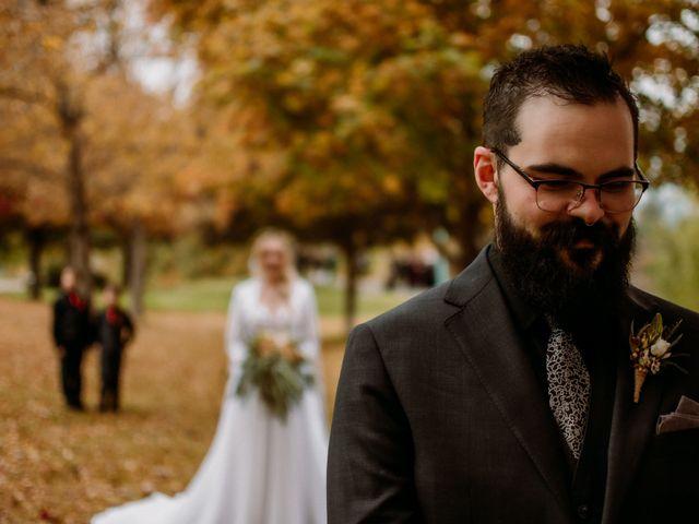 Kris and Rachelle's wedding in Kamloops, British Columbia 18