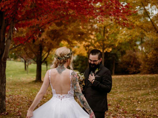 Kris and Rachelle's wedding in Kamloops, British Columbia 20