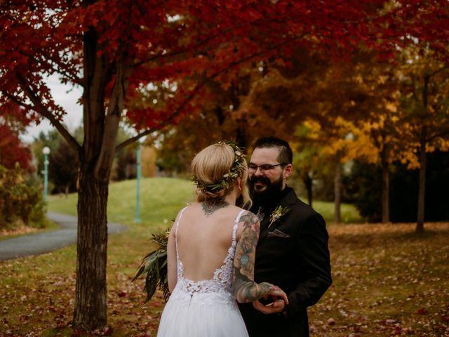 Kris and Rachelle's wedding in Kamloops, British Columbia 21