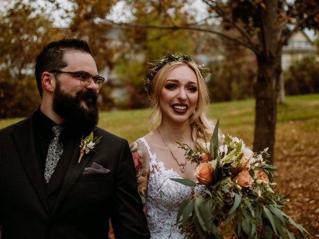 Kris and Rachelle's wedding in Kamloops, British Columbia 22