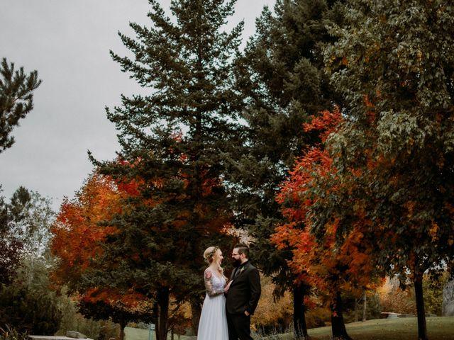 Kris and Rachelle's wedding in Kamloops, British Columbia 25