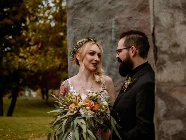 Kris and Rachelle's wedding in Kamloops, British Columbia 26