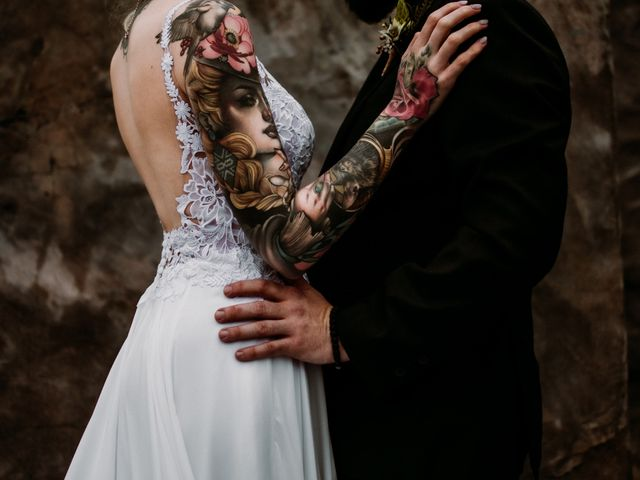 Kris and Rachelle's wedding in Kamloops, British Columbia 27