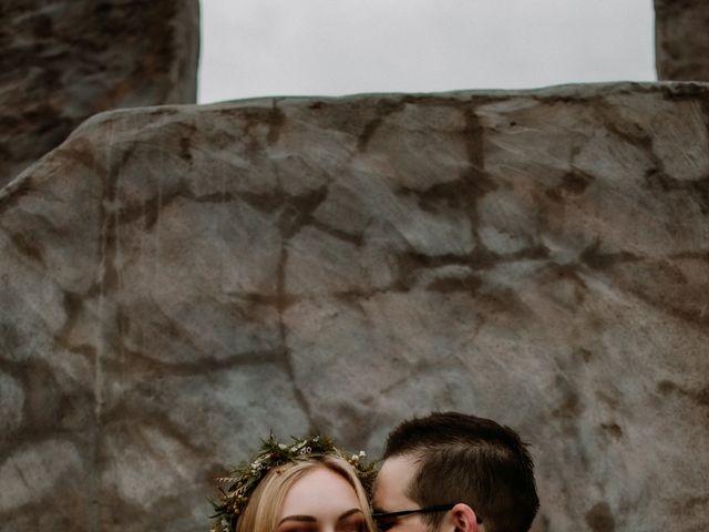 Kris and Rachelle's wedding in Kamloops, British Columbia 28