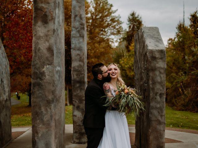 Kris and Rachelle's wedding in Kamloops, British Columbia 29