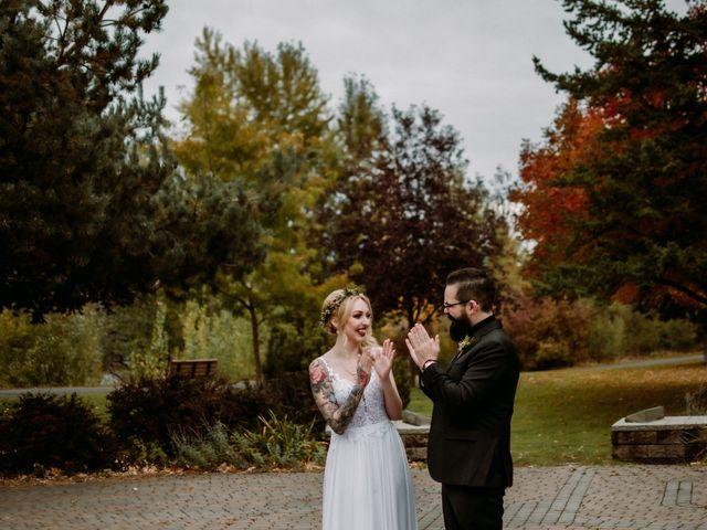 Kris and Rachelle's wedding in Kamloops, British Columbia 30