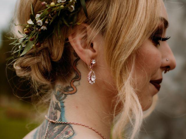 Kris and Rachelle's wedding in Kamloops, British Columbia 32