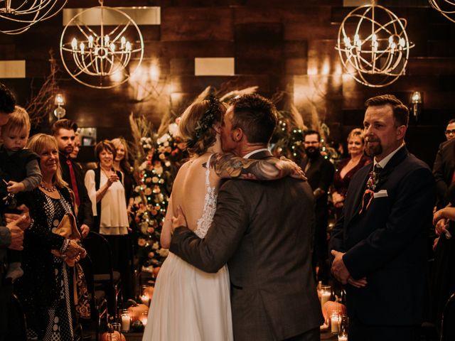 Kris and Rachelle's wedding in Kamloops, British Columbia 42