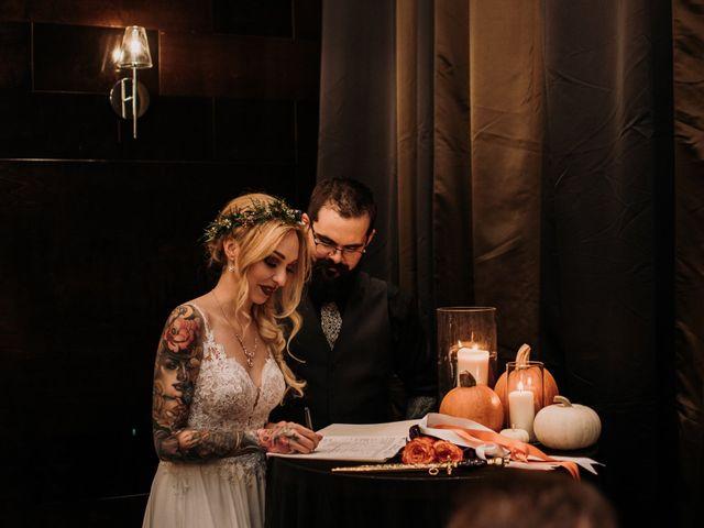 Kris and Rachelle's wedding in Kamloops, British Columbia 43