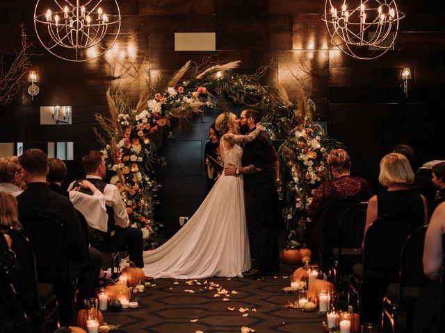 Kris and Rachelle's wedding in Kamloops, British Columbia 45