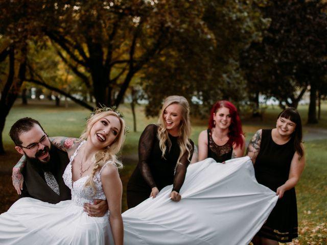 Kris and Rachelle's wedding in Kamloops, British Columbia 47