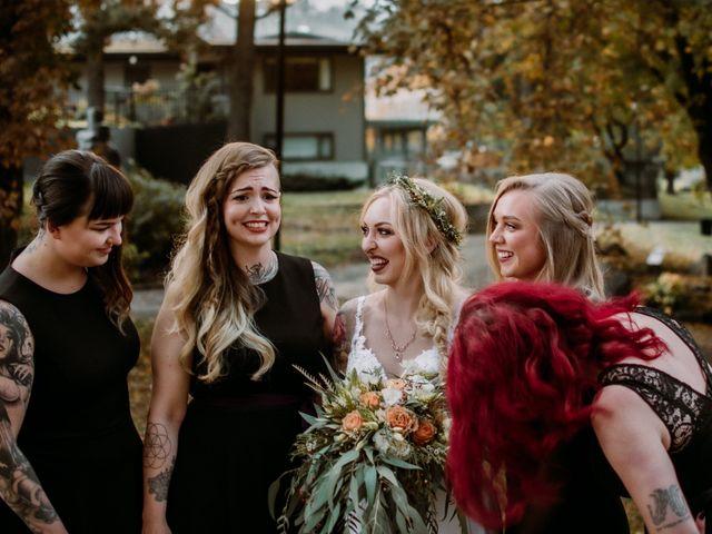 Kris and Rachelle's wedding in Kamloops, British Columbia 48