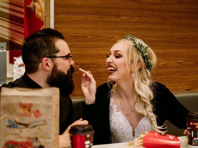 Kris and Rachelle's wedding in Kamloops, British Columbia 53