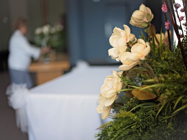 Jason and Meredith's wedding in Etobicoke, Ontario 3