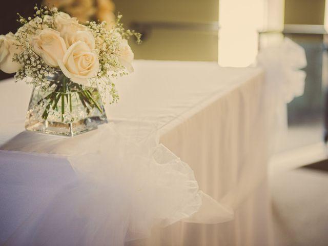 Jason and Meredith's wedding in Etobicoke, Ontario 6