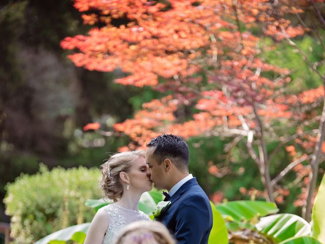 Jason and Meredith's wedding in Etobicoke, Ontario 17