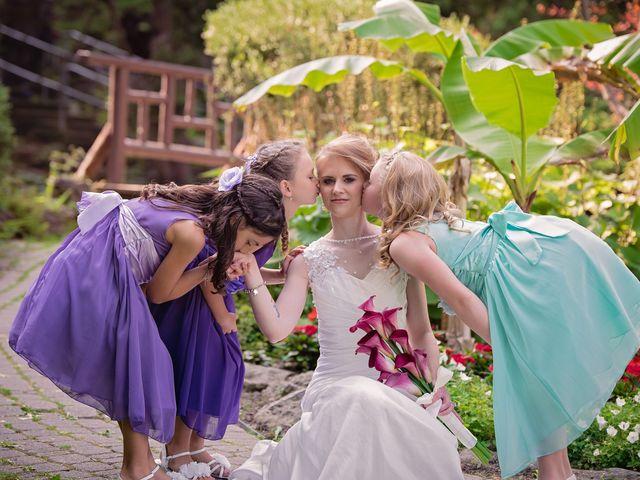Jason and Meredith's wedding in Etobicoke, Ontario 19
