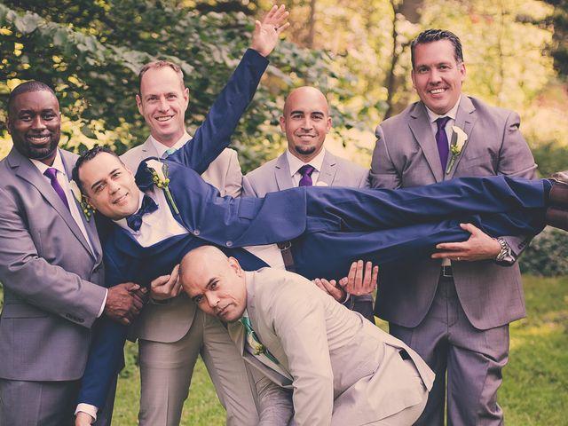 Jason and Meredith's wedding in Etobicoke, Ontario 20