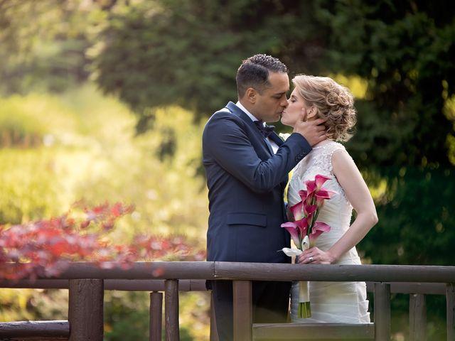 Jason and Meredith's wedding in Etobicoke, Ontario 22