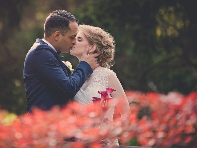 Jason and Meredith's wedding in Etobicoke, Ontario 2